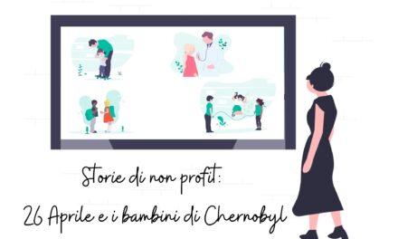 associazione 26 Aprile: un aiuto concreto per i bambini di chernobyl